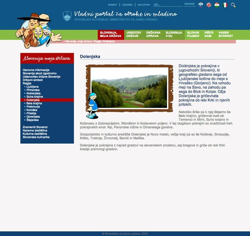 Vladni portal za otroke in mladino